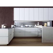 Sperrholz MFC Material und klassischen Stil Moderne China Küchenschränke