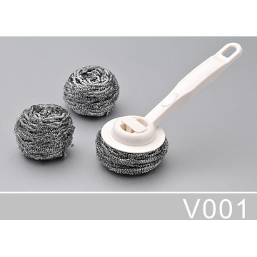 Replaceable Toilet Brush Set