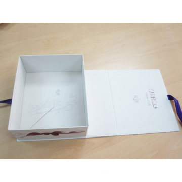 Folding Style Card Cosmetic Packaging Box
