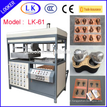 Máquina de moldagem a vácuo de plástico CE