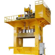 SMC Press SMC Manhole Cover Press Machine