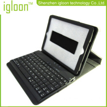 Ipad Mini Leather Case Cover Bluetooth Keyboard Stand Wireless Split Design Alloy Housing Big Battery
