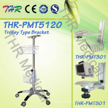 Patient Monitor Bracket Cart (THR-PMT5120)