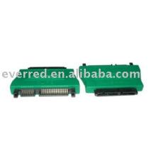 Adaptateur SATA22P vers Micro SATA16P (ERS031-039)