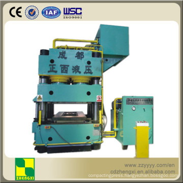 China Supplier ISO Certificated Automatic Embossing Door Machine