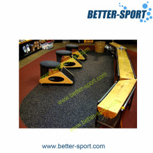 Colorful Rubber PVC EPDM Gym Flooring