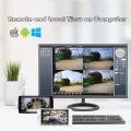 Jogos sem fio da segurança do IPC H.264 NVR para o preço de fábrica da câmera do IP