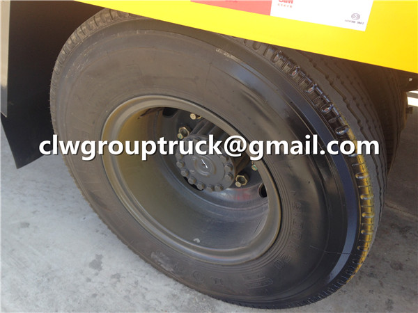 Flatbed Trailer Truck Tire