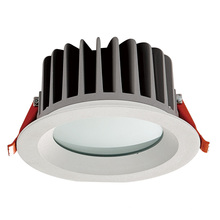 IP65 10-60w LED-Downlight mit mattierter Abdeckung