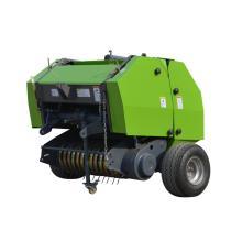 Tracteur monté presse à balles ronde