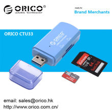 ORICO CTU-33 USB 3.0 SD / TF In One Card Reader 2 ports Card Reader