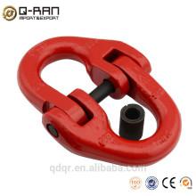 Aparejo de cadena de tipo europeo de aleación fábrica G80 conexión de enlace