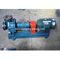 RY series centrifugal thermal oil pump without cooling system