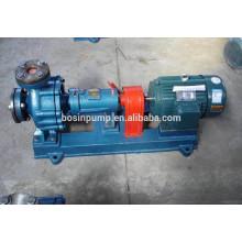 Suministro de gas combustible horizontal calor realizando aceite horno bombas RY serie