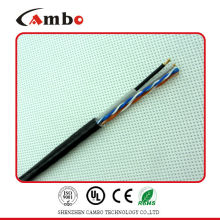 cat6 lan cable cctv camera power cable