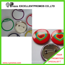 Customized Size Promotional Metal Pin Badge (EP-B7028)