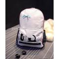 Hot Sale Cheap Lovely Cat Design Cotton Bag