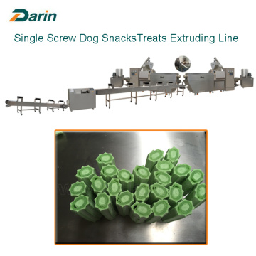 Twist Dog behandelt Single Screw Extruding Processing Line