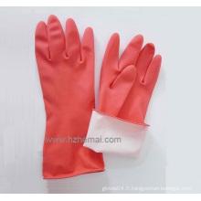 Gants de latex Gants de ménage Gants de gants de cuisine Gant de travail