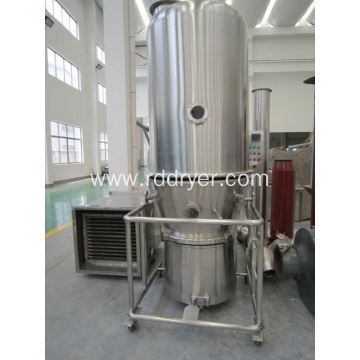 Cocoa Powder Processing Fluidized Bed Granulator / Fluid Bed Coater