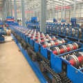 Decking Roll Forming Machine zincato