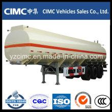 Cimc 45000L 3 Ejes Depósito De Combustible Tráiler
