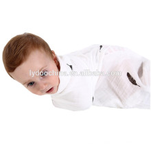 Муслин ребенка пеленать одеяло Муслин пеленать равнина