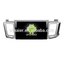 1024X600 10 Zoll Touchscreen Android 4.2 OBD TPMS Auto DVD für Toyota 2013 RAV4 mit GPS / Bluetooth / TV / 3G / WIFI