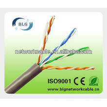 Solid Pure Copper utp cat 5 lan cable