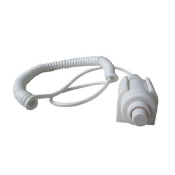 Рентгеновского воздействия на выключатель с двумя кнопками стадии пуш и 3м, 6м,10м провода доступны