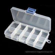Moule de boîte de rangement en plastique sur mesure