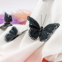 Орнамент поделки бабочка
