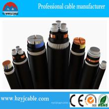 0.6 / 1kv Sistemas aislados del cable subterráneo de XLPE