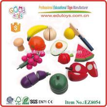 Juguetes de corte de fruta, juguetes de cocina