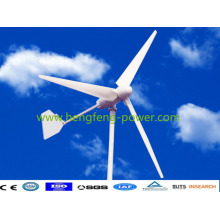 Low rotor speed small wind generators type 1000w wind generator