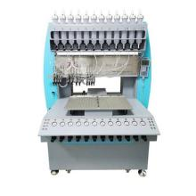 Hohe Leistungsfähigkeits-automatische 12 Farben-PVC-Ausgabemaschine