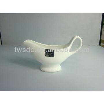 Banquet ceramic creamer container