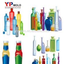 Garrafas plásticas do ANIMAL DE ESTIMAÇÃO para o líquido de lavagem da louça / modelagem por injecção plástica