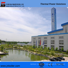 Caldeira Municipal de Incineração de Resíduos Sólidos de 500 T / D