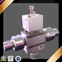 Precision CNC Machinery Service Anodized Aluminum CNC Parts Motor Parts