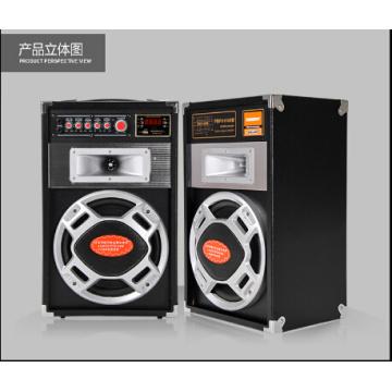 Fabricación de 10 pulgadas Audio Professional 2.0 Speaker 6010