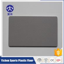 folha antiderrapante dos revestimentos do PVC da prova da água do corredor do escritório