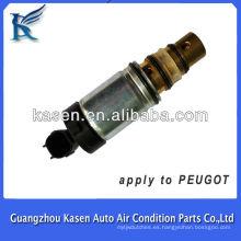 SANDEN SD6V12 AC compresor Válvula de control para Peugeot