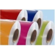 Цветная алюминиевая катушка с покрытием PE / PVDF