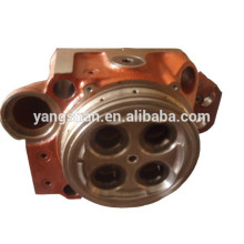 MAN L23/30H cylinder head with BV/LR/CCS Certificate