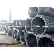 Building wire rod manufacture