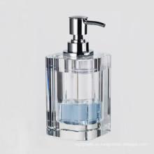 Crystal Liquid Soap Bottle 80ml para decoración del hogar