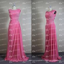 ED Bridal Elegant High Collar Cap Sleeve Ver através da sereia Black Alibaba Evening Dresses 2017