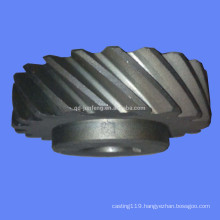 Customized spiral gear small plastic spiral gear