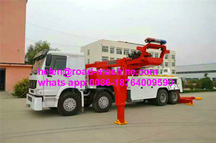 Towing Wrecker Truck